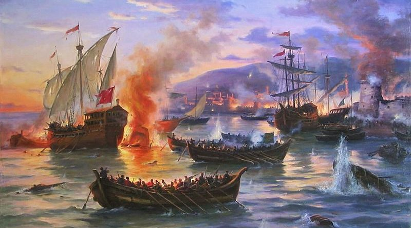Про морську славу козацького роду