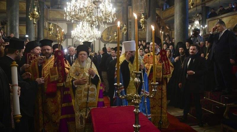«Нарешті Господь послав нам Православну Церкву України» - Петро Порошенко (фото, відео)
