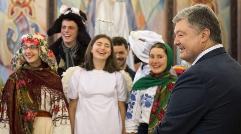 Петро Порошенко зустрівся зі студентами полтавського осередку Української академії лідерства (фото, відео)
