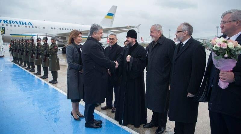 Президент України зустрівся з Президентом Туреччини (фото)
