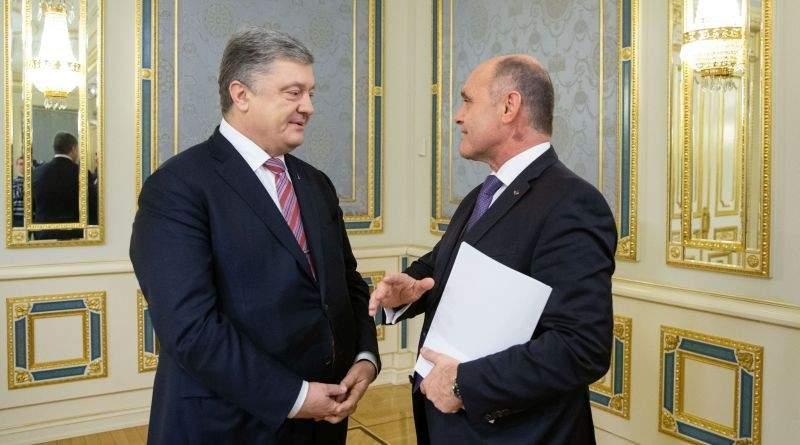 Президент України провів зустріч з Президентом Національної Ради Австрії (фото)