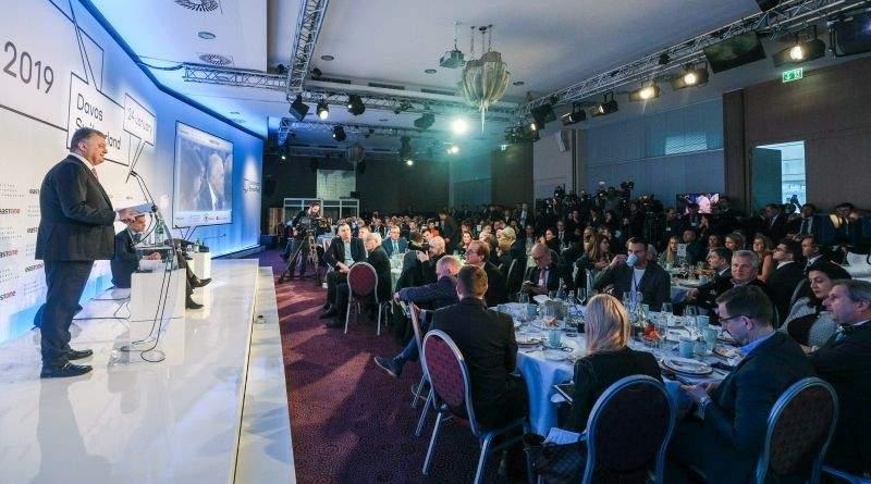 Президент у Давосі: Виступ на українському сніданку (фото, відео)