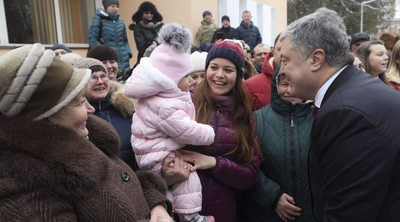 Робоча поїздка Президента України до Рівненської області (фото, відео)