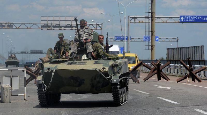 Донецк, лето-осень 2014. Часть 1