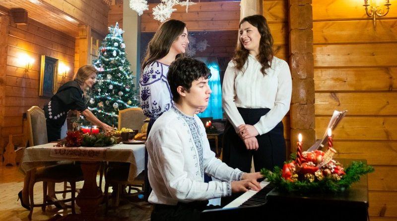 Привітання з Різдвом Христовим (фото, відео)