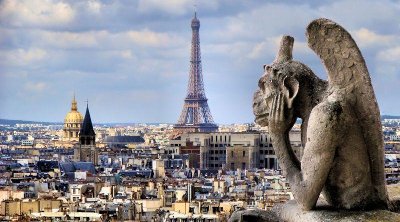Політ кремлівської зозулі над Парижем