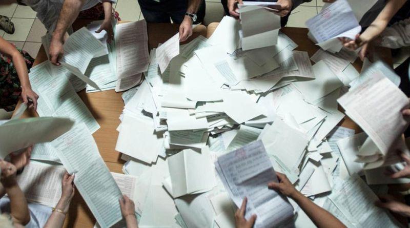 Спроба прогнозу на перший тур виборів
