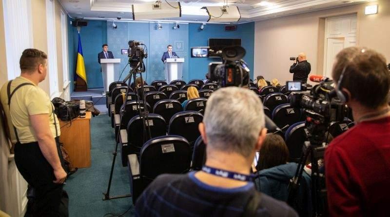Президент України проведе переговори з Президентом Європейської Ради (брифінг, фото, відео)