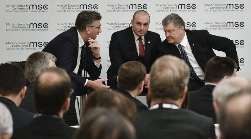 Петро Порошенко під час участі у панельній дискусії «Безпека у Східній Європі» на безпековій конференції (відео)