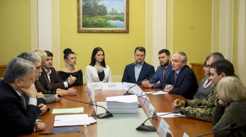 Президент підписав звернення до Генсека ООН щодо сприяння у звільненні українських моряків (фото, відео)