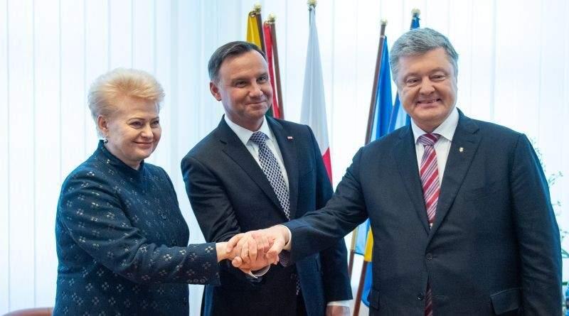 Робочий візит Президента України до Польщі (фото, відео)