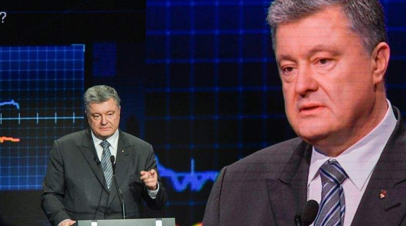 Петро Порошенко в ефірі програми «Свобода слова» на телеканалі ICTV 04.02.2019 р. (фото, відео)