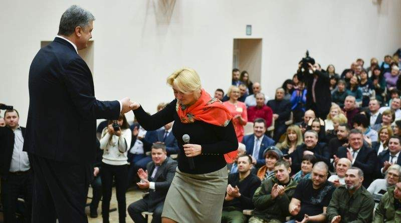 Робоча поїздка Президента до Харківської  області (фото, відео)