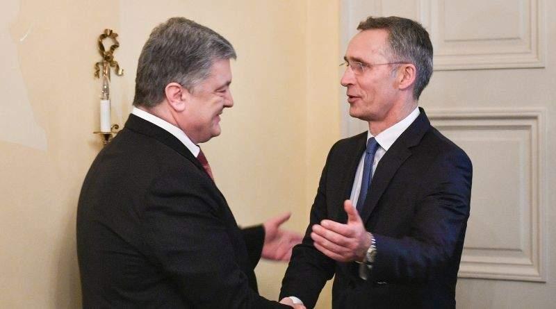 Президент України провів зустріч з Генеральним секретарем НАТО (фото)