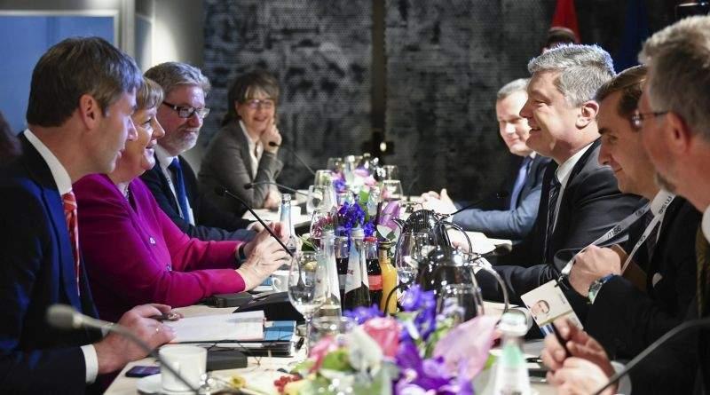 Мюнхенські зустрічі Президента Петра Порошенка (фото) (оновлюється)