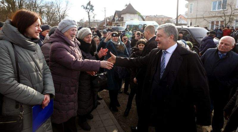 Робоча поїздка Президента України до Львівської області (фото, відео)
