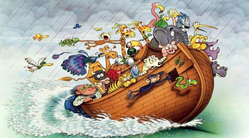 «Ной не ныл, и ты не ной»