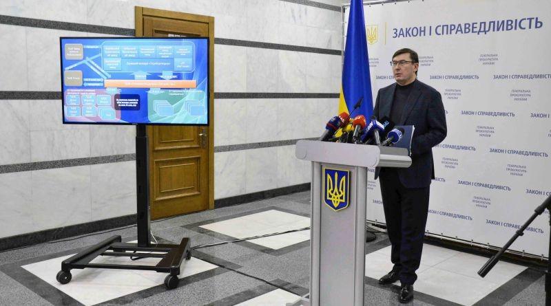 Юрій Луценко прокоментував інформацію щодо можливих зловживань в оборонній сфері (відео)