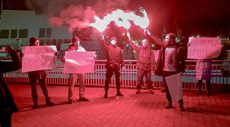 Украинский «активизм» выскочил на международную арену