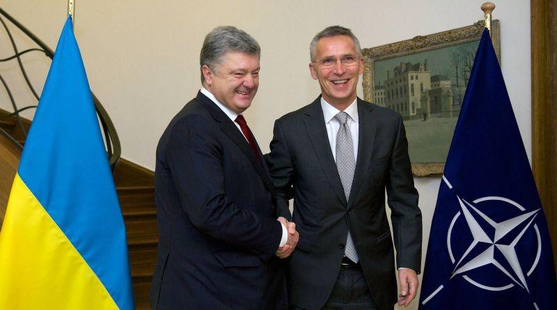 Наша дорога в НАТО – нож в горло Кремлю