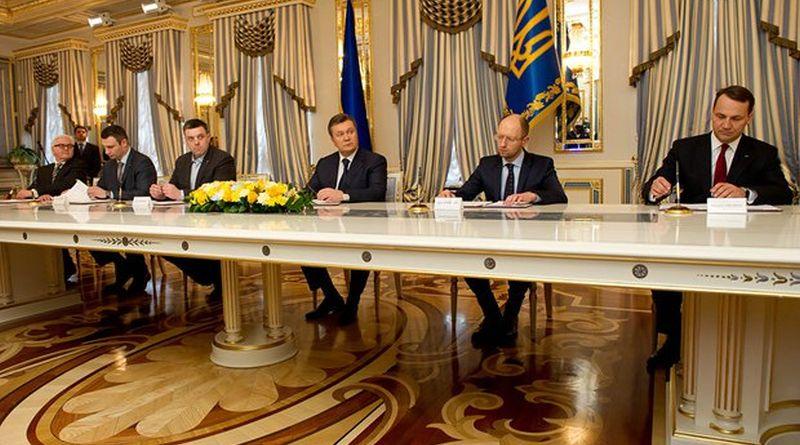Чому втік Янукович?