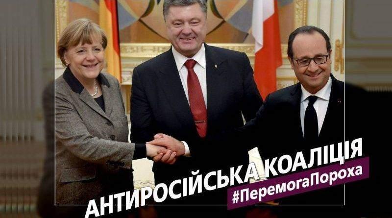 Антиросійська коаліція