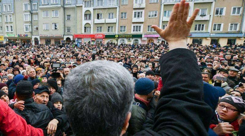 Робоча поїздка Президента до Львівської області (фото, відео)