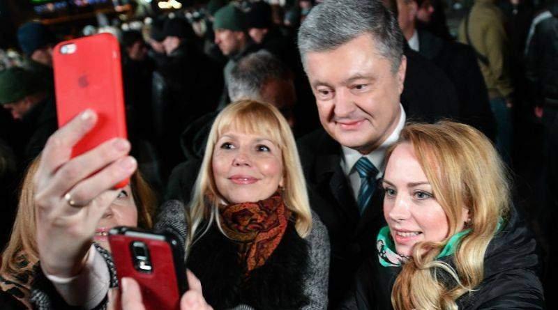 Петро Порошенко зі Львова дав інтерв'ю телеканалу «Інтер» в прямому ефірі (фото, відео)