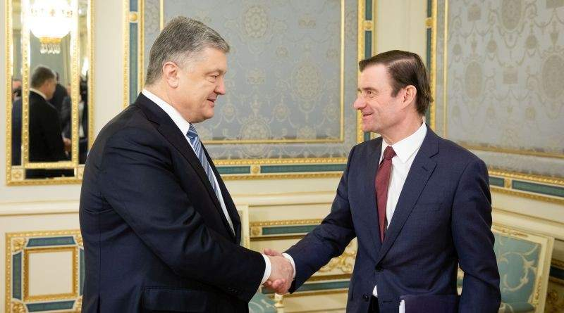 Президент провів зустріч із Заступником Держсекретаря США з політичних питань (фото)