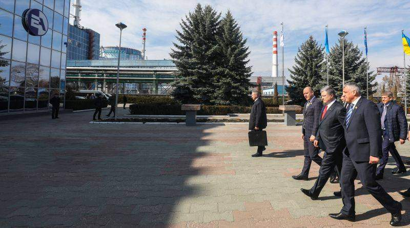 Робоча поїздка Президента до Хмельницької області (фото, відео)