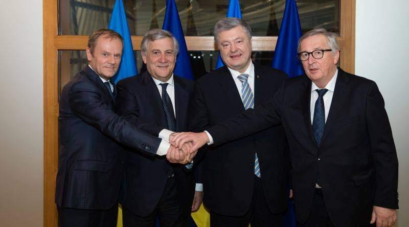 Робочий візит Президента до Брюсселя для участі у неформальному міні-саміті Україна – ЄС (фото, відео)