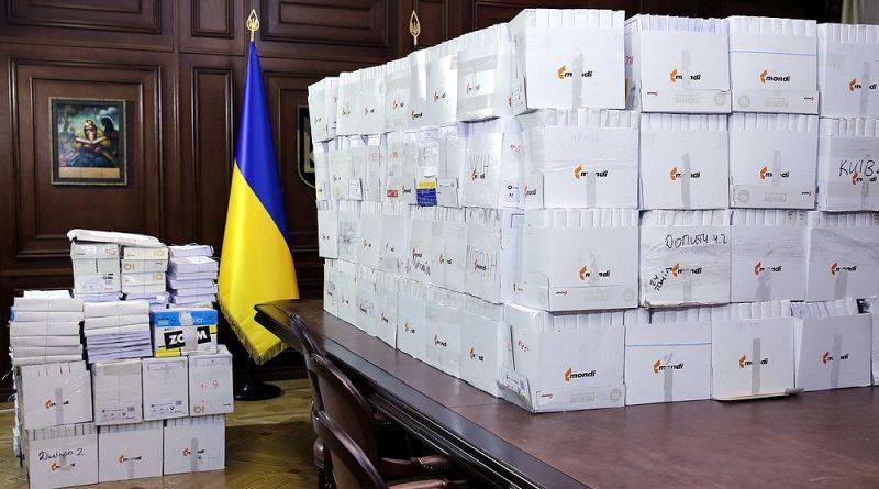 Справу екс-податківців Януковича-Клименка передано в суд (фото, відео)
