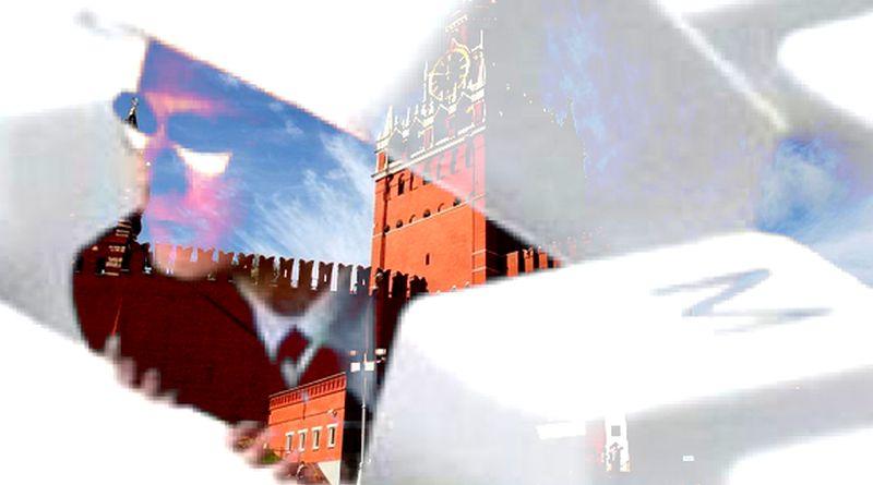 Если слуга-Зеленский служит Украине, то почему за него топит РФ? (видео)