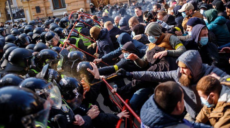 """Немає ніяких """"борців за справедливість"""" - вони просто хочуть відняти у нас державу"""