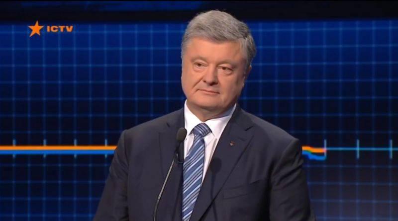 Петро Порошенко в ефірі програми «Свобода слова» на телеканалі ICTV 26.03.2019 (фото, відео)