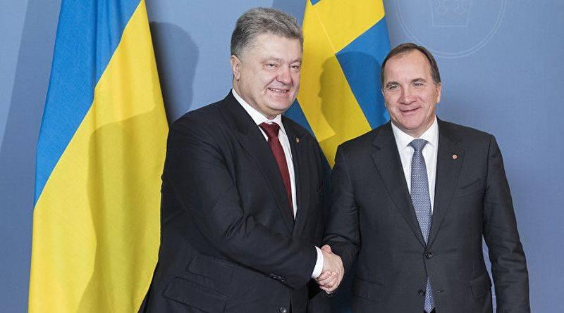 Президент України провів телефонну бесіду з Прем'єр-міністром Швеції