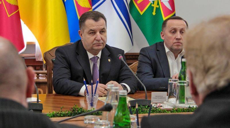 Степан Полторак провів робочу зустріч з Громадською Радою при Міноборони України (фото, відео)