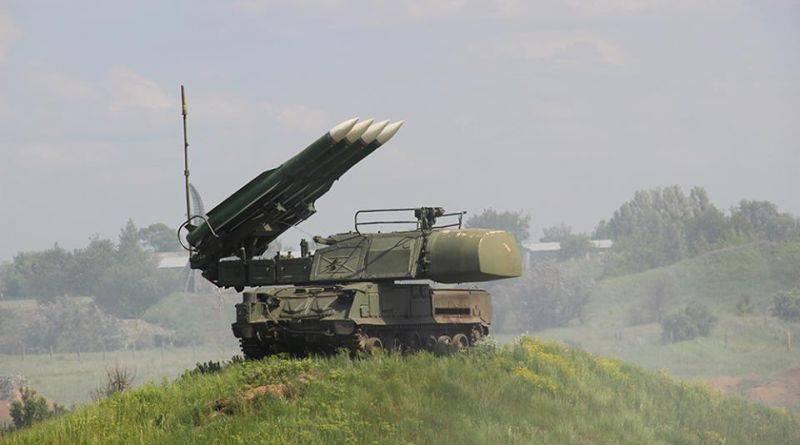 Прийнято розпорядження про передислокацію військових частин (підрозділів) ПВО
