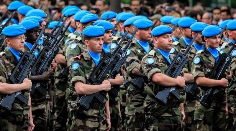 Никаких миротворцев на Донбассе при Зеленском не будет