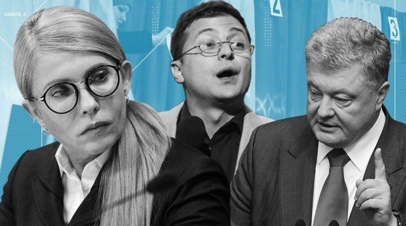 Скандал як передвиборна технологія
