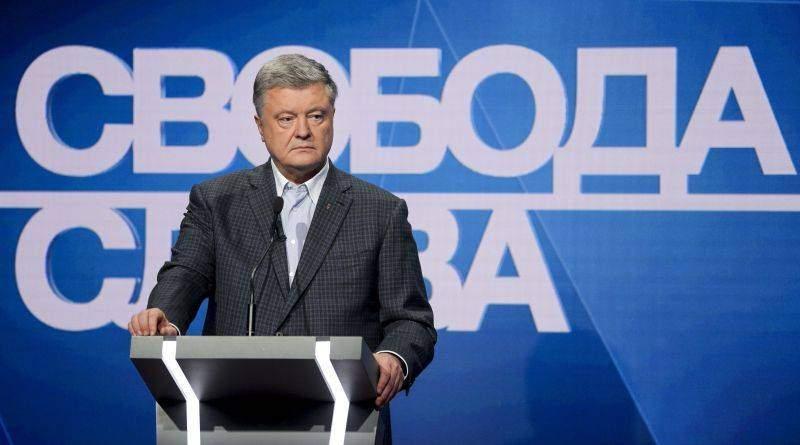 Петро Порошенко в ефірі програми «Свобода слова» на телеканалі ICTV 15.04.2019 (фото, відео)