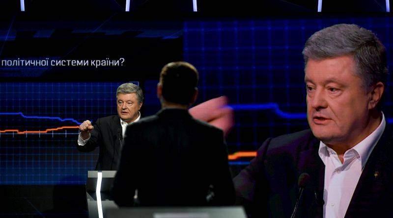 Петро Порошенко в ефірі програми «Свобода слова» на телеканалі ICTV 08.04.2019 (фото, відео)