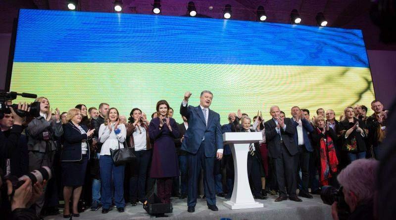 Виступ Петра Порошенка за підсумками голосування у другому турі виборів Президента України (фото, відео)