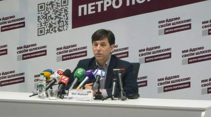 Порошенко запрошує Зеленського на дебати 19 квітня на НСК «Олімпійському» з 16.00 до 18.00