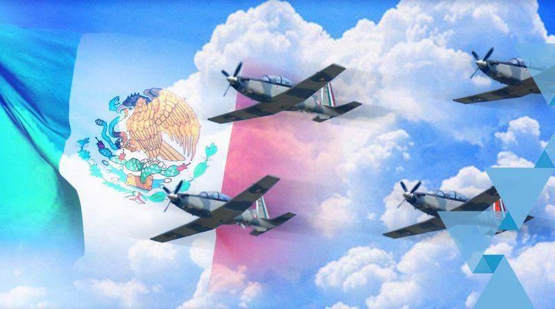 Українська делегація бере участь у міжнародній авіакосмічній виставці у Мексиці (фото)