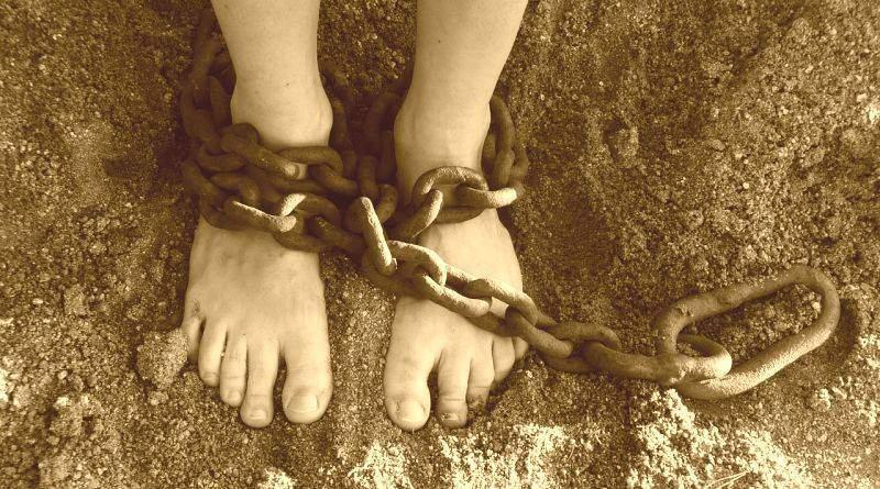 Бунт рабів проти вільних людей