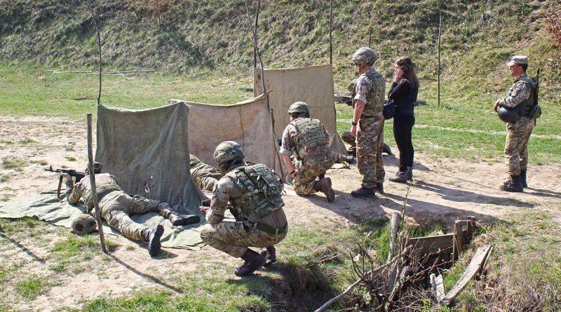 На Вінниччині та Одещині тривають спільні військові навчання за програмою «ORBITAL» (фото)