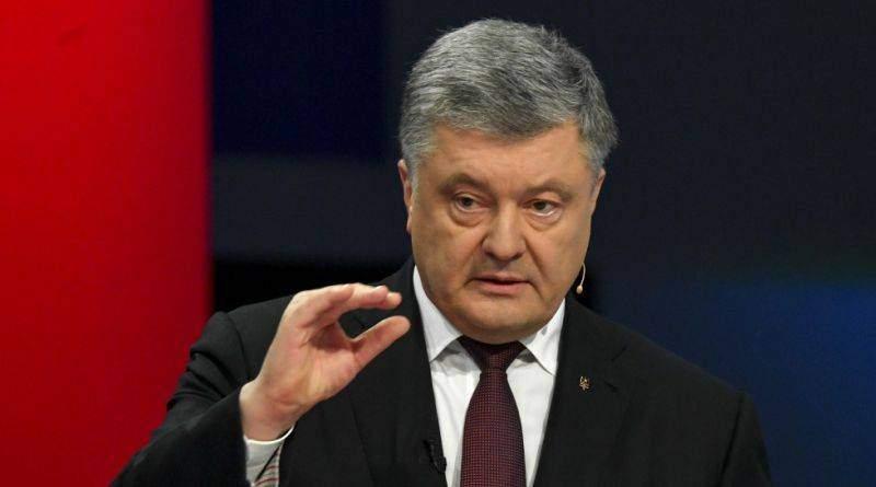 Петро Порошенко в ефірі програми «Пульс» на телеканалі «112 Україна» 16.04.2019 (фото, відео)