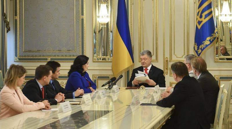 Президент затвердив Річну нацпрограму під егідою Комісії Україна – НАТО на 2019 рік (фото, відео)