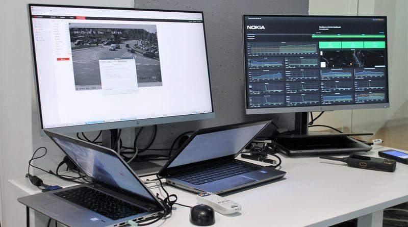 Відкрито центр моніторингу безпеки руху – першого проекту в Україні «Розумна дорога» (фото)